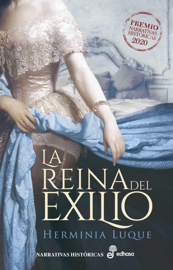 la reina del exilio portada