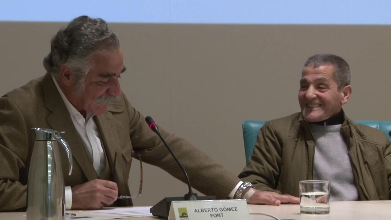 Alberto Gómez Font y Mohamed Mrabet